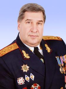 Д.В. Сухінін -1 заступник верховного отамана МСК «Запорізька Січ»